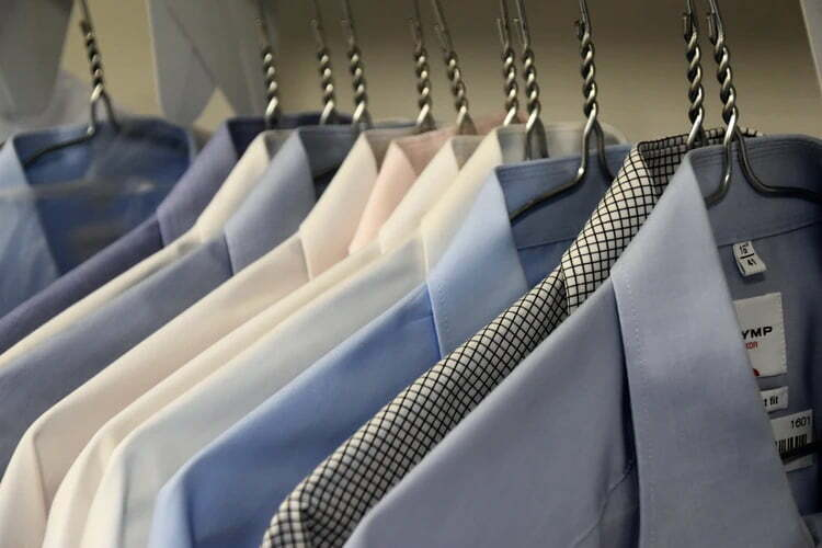 Types of shirts