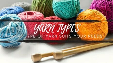 What type of yarn suits your needs