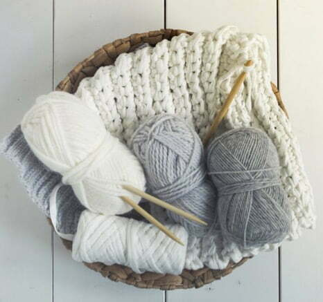 What you need to knit a sweater
