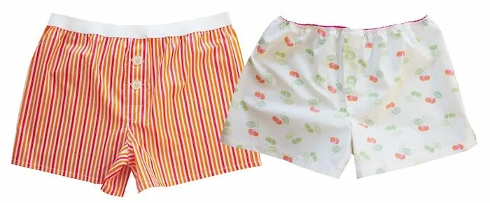 Darcy boxers pattern