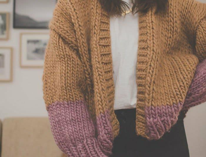 Free knitting pattern bonnie cardigan
