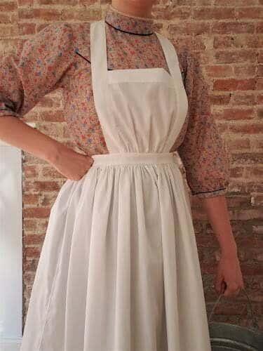 Free vintage apron patterns to sew
