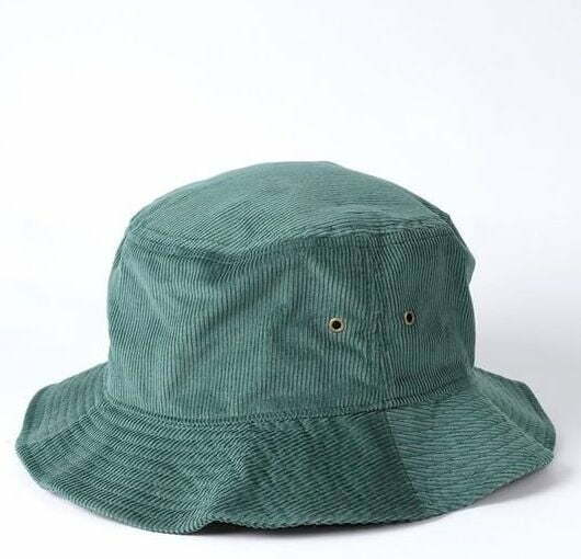 Karim curduroy bucket hat