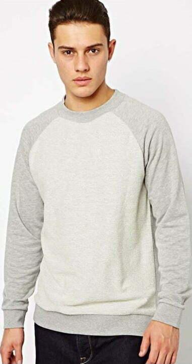 Mens sweatshirt sewing pattern