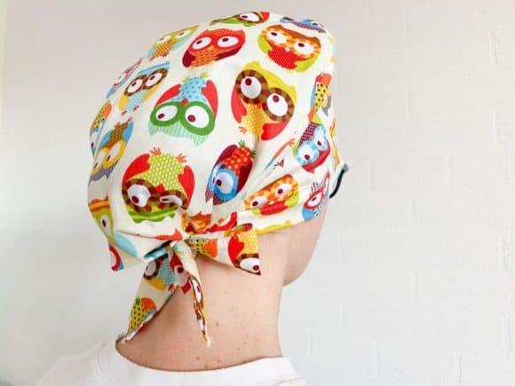 Scrub cap sewing pattern free