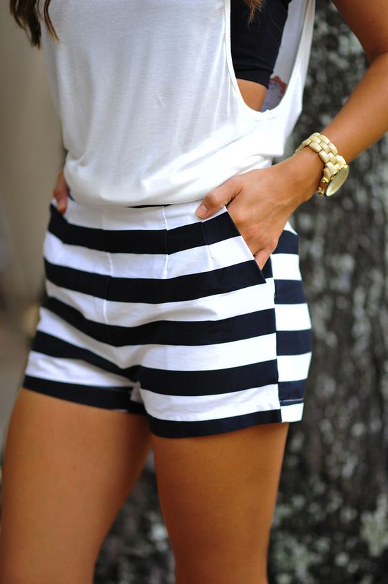 Types of shorts for ladies