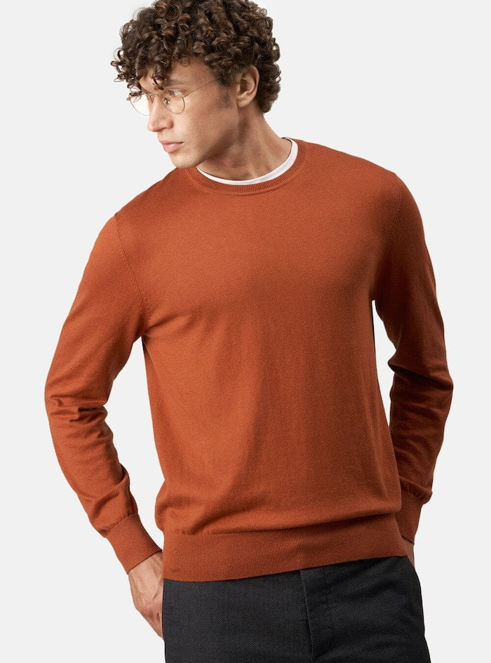Types of sweaters for men