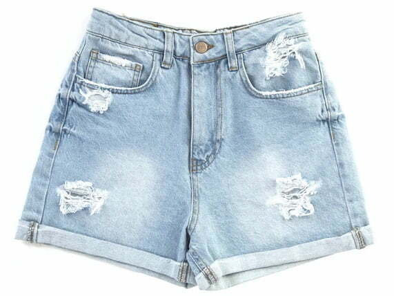 Types of womens shorts