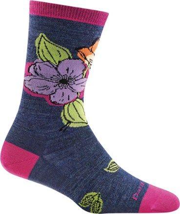 Watercolor lightweight socks