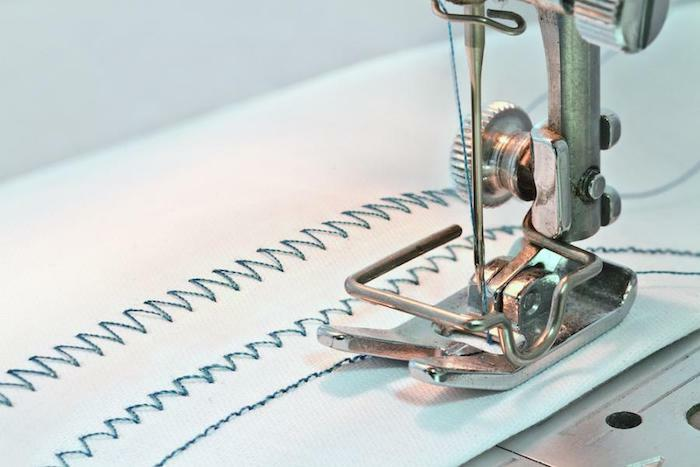 Conquering the zigzag stitch