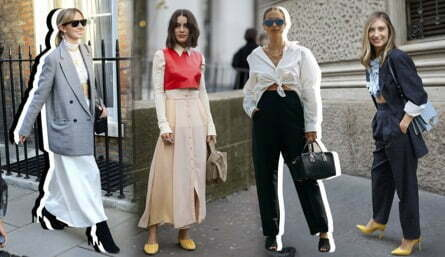 Crop tops for the office