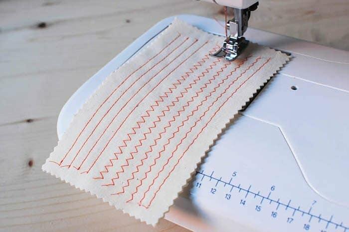 Sewing methods