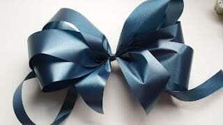 Types of bows ribbons
