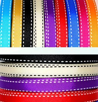 Types of grosgrain ribbons