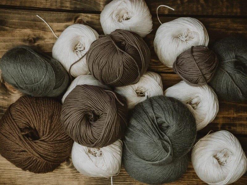 Types of sheep wool